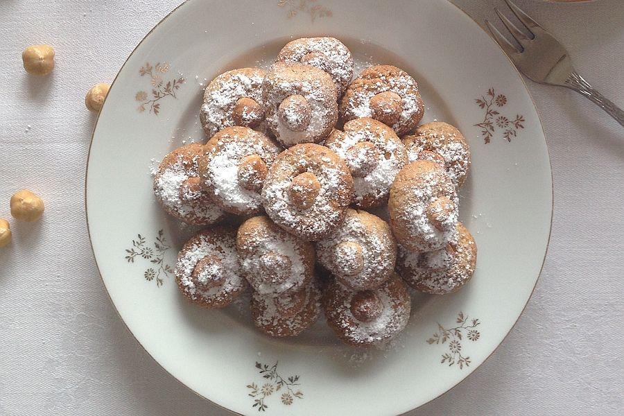 Nussküsschen - Rezept | Gourmetköchin Petra Braun-Lichter