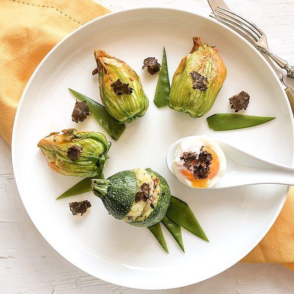 Vegane und Vegetarische - Rezepte von Gourmetköchin Petra Braun-Lichter