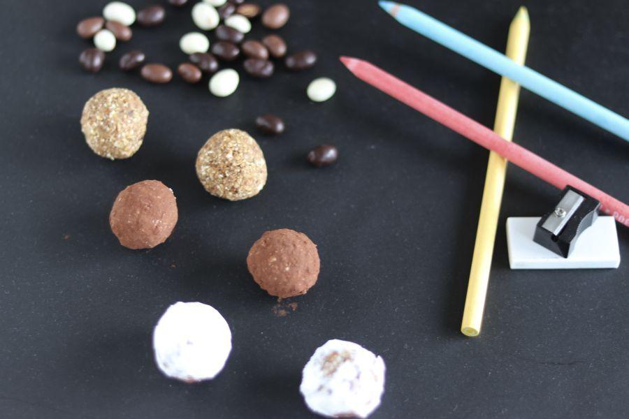 Amaranth-Müsli-Kugeln - Rezept | Gourmetköchin Petra Braun-Lichter