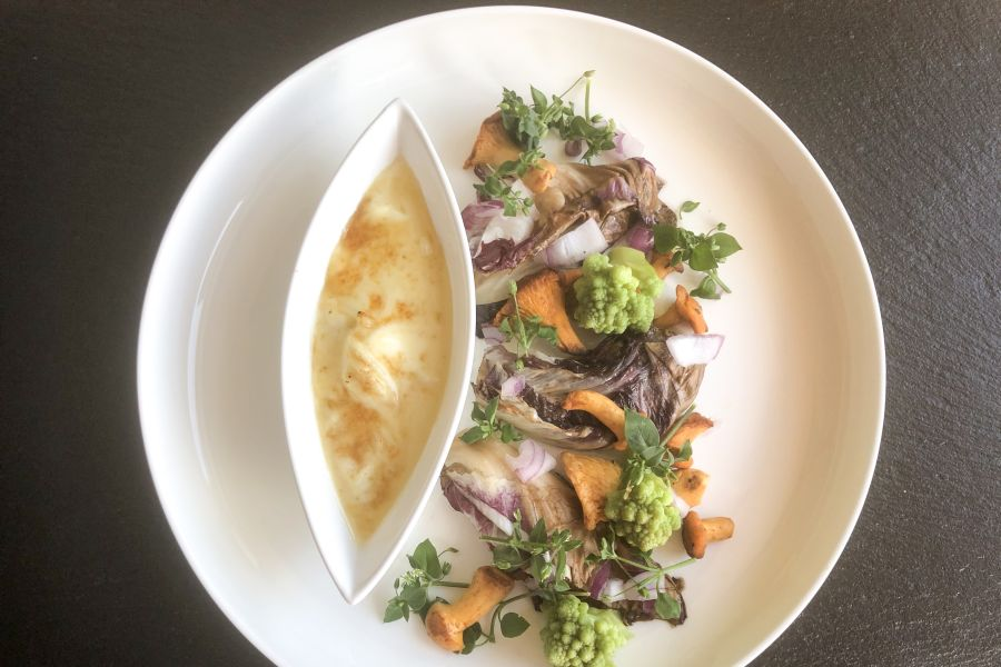 Salat - Rezepte von Gourmetköchin Petra Braun-Lichter