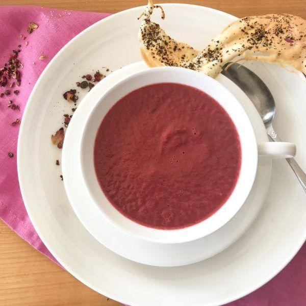 Suppen - Rezepte von Gourmetköchin Petra Braun-Lichter