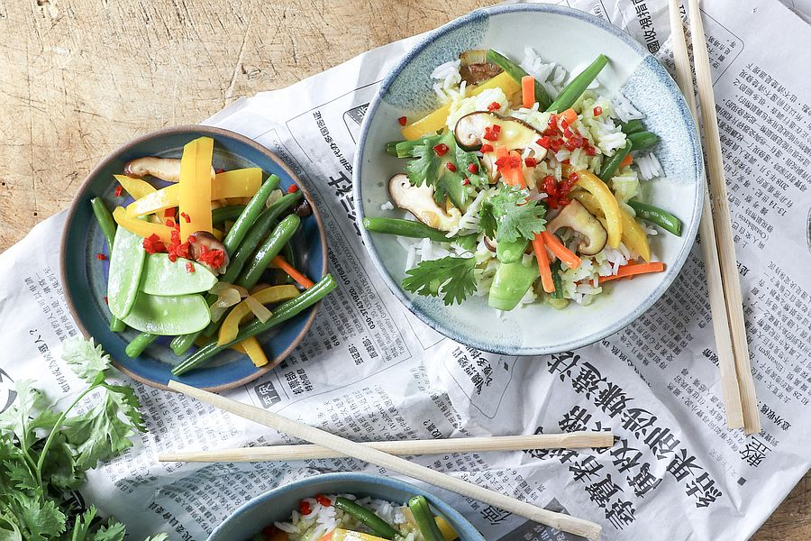 Asiatopf - Rezept | Gourmetköchin Petra Braun-Lichter