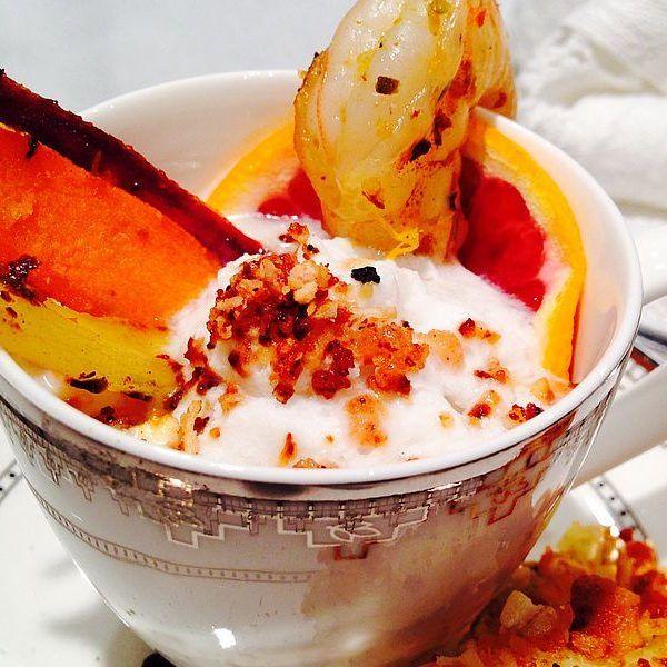 Gourmetmenü - Suppe | Gourmetköchin Petra Braun-Lichter