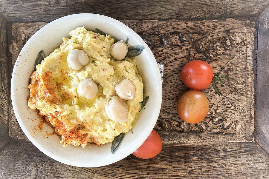 Hummus - Rezept | Gourmetköchin Petra Braun-Lichter