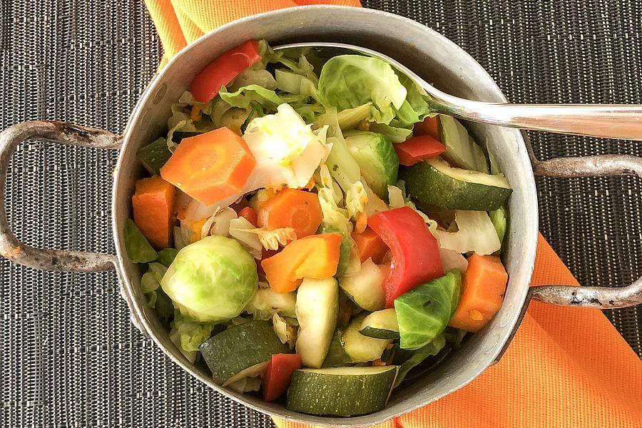 Leichter Gemüseeintopf - Rezept | Gourmetköchin Petra Braun-Lichter