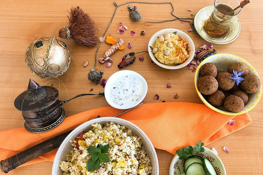 "Kochkurs ""Levante Küche"" | Gourmetköchin Petra Braun-Lichter"
