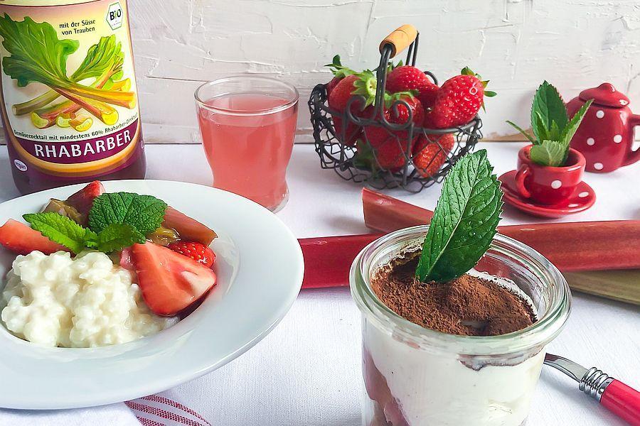 Erdbeer-Tiramisu - Rezeptbild | Gourmetköchin Petra Braun-Lichter