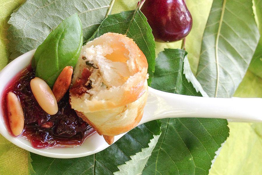 Kirsch-Chutney - Rezeptbild | Gourmetköchin Petra Braun-Lichter