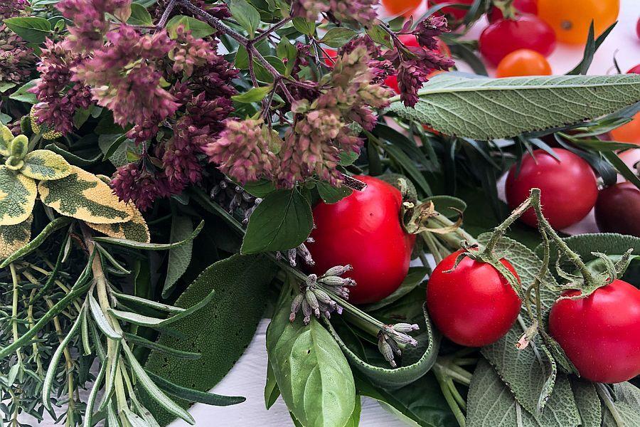 Tomaten-Oregano-Butter - Rezeptbild | Gourmetköchin Petra Braun-Lichter